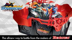House Party > Beyblade Battle Bash with NEW BeyWarriors