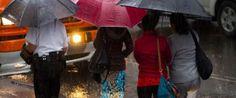 Se prevé lluvia fuerte en sur y poniente de la CDMX