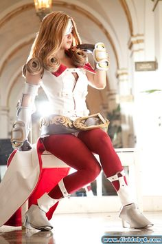 General Beatrix ~ Final Fantasy IX - This cosplay is incredible.