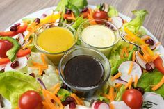 Sallys Blog - Sallys Lieblings-Salatdressings