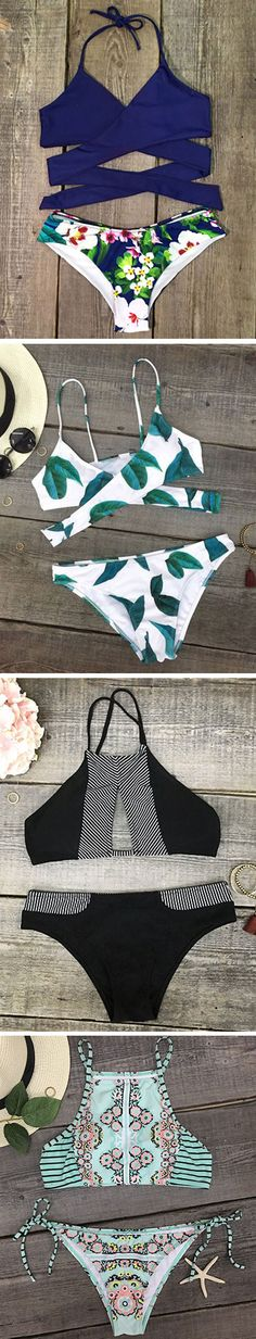 Give this summer a hit and we know you deserve it.Come into summer swimwear rush! You will get it within Two Days after FBA shipping. Made out of high quality fabric that won't fade or out of date easily, it is a suit that will stand for season after season.