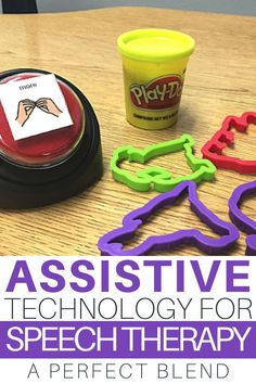 In this post, I'm sharing how assistive technology in speech therapy can help students with disabilities increase independence and access their education. Learn about what three factors to consider when selecting words and phrases you'll be targeting. A key element will, of course, be modeling and repetition in order for the student to be successful.