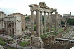 Ancient Rome Forum and the history - Italy Roman Forum, Military Operations, Castle Ruins, Rome Travel, Ancient Rome, Rome Italy, Ancient Civilizations, Attraction, Urban