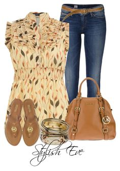 Early fall outfit.