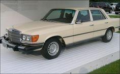1980 300SD just like my car