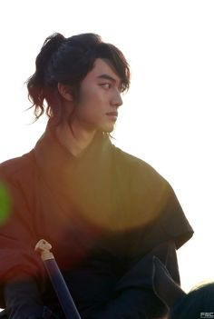 Kwak Dong Yeon as Kim Byung Yeon in Moonlight Drawn by Clouds. He is sooo coooool.