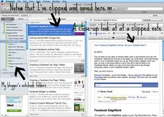 Using Evernote to manage blogging and more by Momof6. Very useful info and I love Evernote!