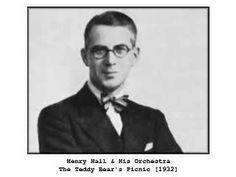 Henry Hall & Orchestra - Teddy Bears picnic (1933)    http://youtu.be/dZANKFxrcKU
