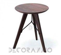 #wooden #wood #eco #furniture #interior #design табурет Zanotta Ivo, 2285