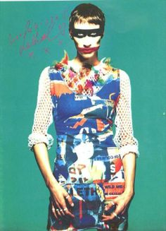 90's flashback: Walter Van Beirendonck S/S 1993, Wild & Lethal Trash! Photography by Ronald Stoops.