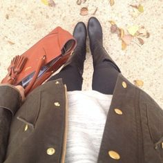 A great Fall outfit