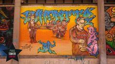 [Paris Tonkar magazine] #graffiti #streetart #urban #lifestyle: Pineto, Atri et Pescara en Italie