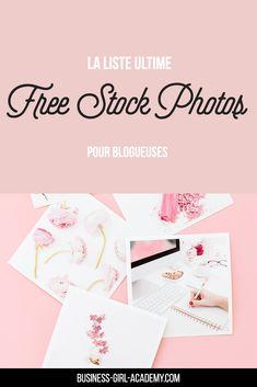 La liste ultime free stock photos pour blogueuses #blog #blogging #stockphoto #onlinebusiness #mumboss #girlboss Free Photos, Free Stock Photos, Site Photo, Girl Boss, Girl Group, Online Business, Web Design, Social Media, Blogging