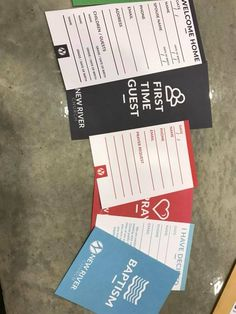 Next Step / Connection Cards for Church Church Interior Design, Church Graphic Design, Church Stage Design, Kids Church Rooms, Church Lobby, Church Backgrounds, Church Fellowship, Church Ministry, Christian Life