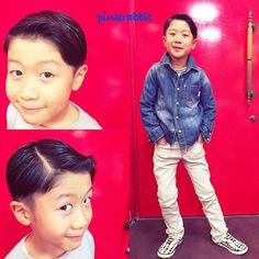 2016/11/13 08:45:46 kouichi.h501 おはようございます☆ 型がええのお 男の子七三リーゼント #美容 #美容室 #美容師 #美容院 #ヘア #ヘアスタイル #メンズヘア #ヘアカタログ #子供 #子供カット #hair #hairstyle #hairstylist #hairfashion #hairdresser #hairsalon #children #childrenphoto #山口県 #周南市 #pinkrabbit #フレンチカットグラン#Japanese  #美容