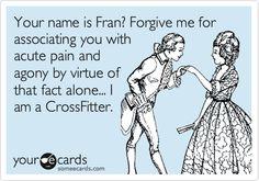 Ha, Fran