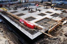 Строительство бетонных полов