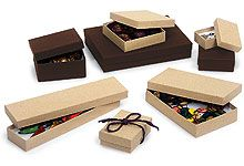Decently priced, eco-friendly boxes for shipping quilling if I ever get around to opening an etsy shop