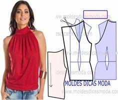 La selección para coser ropa de verano, 7-16