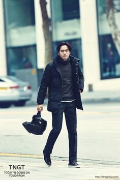 TNGT F/W 2014 Ads Feat. Lee Jin Wook (UPDATED) | Couch Kimchi