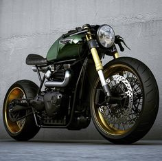 Triumph cafe racer illustrations by Ziggy Moto Moto Cafe, Cafe Bike, Cafe Racer Bikes, Cafe Racer Motorcycle, Motorcycle Design, Motorcycle Gear, Motorcycle Store, Custom Cafe Racer, Green Motorcycle