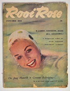 rooi rose Jan 1959