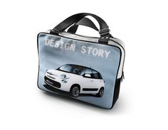 Merchandising Fiat 500L by Fiatontheweb, via Flickr