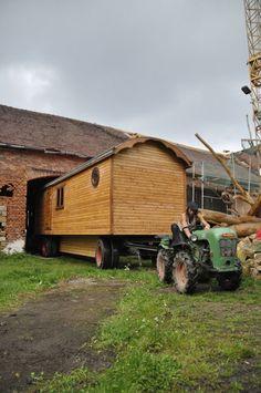 Projekte - Zirkuswagen kaufen , Bauwagen oder Schaustellerwagen kaufen nach Maß