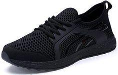 Oferta: 35.99€ Dto: -36%. Comprar Ofertas de QANSI zapatillas de Running calzados deportivos de cordones zapatos deportes para hombre barato. ¡Mira las ofertas!