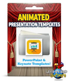 This is the first collection of 20 EASY to modify PowerPoint and Keynote templates that you'll use to create your own animated explainer videos! Finally, the easy way to create high quality animated explainer videos in just a few minutes! Blog Design, Web Design, Free Logo Creator, Branding Design, Keynote Design, Graphic Design Templates, Design Strategy, Social Media Design, Keynote Template