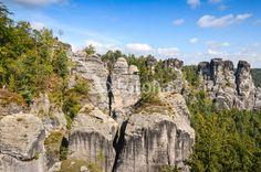 Nationalpark Sächsische Schweiz Schluchten