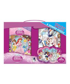 Another great find on #zulily! Disney Princess Jewels Look & Find Book & Puzzle Set by Disney Princess #zulilyfinds