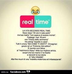 La vita secondo Real Time