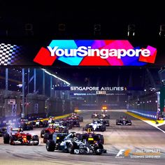 The Formula 1 Singapore Grand Prix has been nominated as one of the Best Motorsports Race by @USATODAY! View other contenders and vote for SingaporeGP here #TeamSingaporeGP