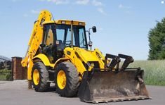 JCB 3CX   #jcb #machinery #equipment #terberg #frontloader #loader