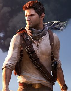 Nathan Drake- Uncharted Games I always found him attractive c: Uncharted Drake, Uncharted Series, Uncharted Nathan Drake Collection, Indiana Jones, Lara Croft, Tom Holland, Comic, The Costumer, Xbox Games