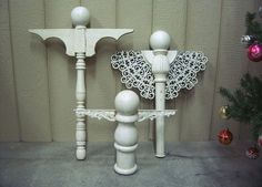 Christmas angels -- junk style - JUNKMARKET Style