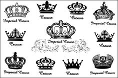 tribal crown tattoo designs | Crown Tattoos Designs, Ideas and Meaning