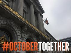 @SFGiants If it's flying above City Hall, it's officially #OrangeOctober