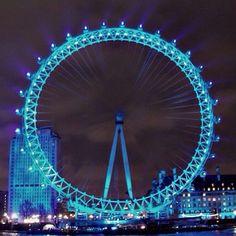 The London Eye en London, Greater London