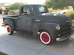our old 54 Chevy