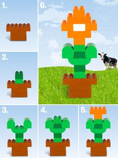 How does your LEGO® DUPLO® garden grow? - Articles - Family LEGO.com