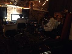 In the lab with W$. Dumbo BK.