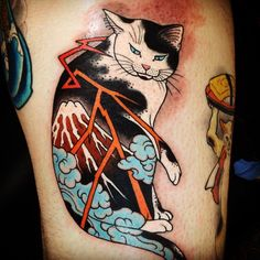 Horitomo Monmon Cat