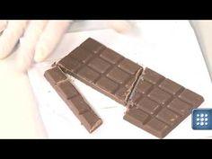 Czoko-optyka, czyli jak uzyskać dodatkowy kawałek czekolady - YouTube Math Crafts, Bracelet Watch, Chocolate, Bracelets, Youtube, Accessories, Jewelry, Jewlery, Jewerly