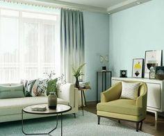 teals-blues-colour-shade-asian-paints-9695 Home Wall Colour, Interior Wall Colors, House Paint Interior, Bedroom Wall Colors, Wall Paint Colors, Paint Colors For Living Room, Paint Colors For Home, Bedroom Decor, Blue Bedroom
