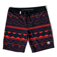 Story  Look good, do good, feel good.  Because they're driven by concrete environmental action, all of United By Blue's swim trunks enact real-world change for the better. The Westwater Boardshort sports a classic cut with modern functionality for beach, river, and lake days - and every pair purchased removes a pound of trash from oceans and waterways around the world. That's what we call a win-win.  Features  4-way performance stretch fabric. Lightweight, quick-drying, and durable Singl...