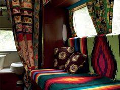 Boho Decor | Vintage Camper Renovation