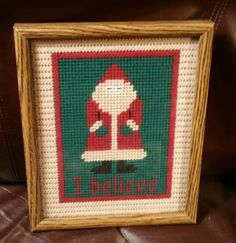 Check out this item in my Etsy shop https://www.etsy.com/listing/466906713/santa-stitchery-plastic-canvas-art