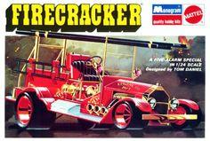Monogram Firecracker